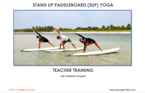 Trainings | Yoga-Water | Sup Yoga Institute